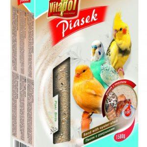 VITAPOL písek pro ptáky s mušlemi - 1