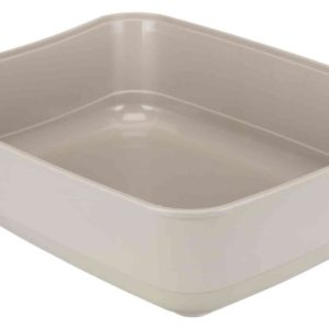 WC CLASSIC (bez okraje) 36x12x46 cm - Tmavě šedé