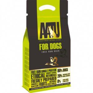 AATU dog 80/20 DUCK - 10kg