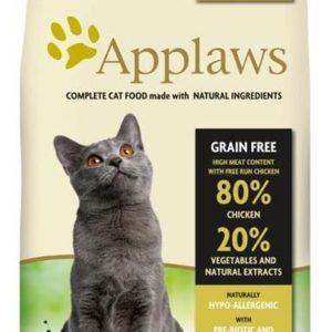 APPLAWS cat SENIOR chicken - 7