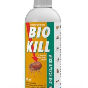 Antiparazitní spray BIO KILL - 500ml
