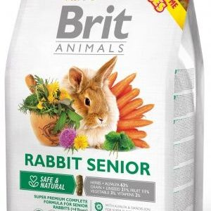 BRIT animals  RABBIT senior - 1