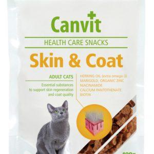 CANVIT cat   GF SKIN/COAT  salmon - 100g