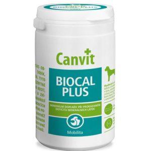 CANVIT  dog  BIOCAL plus - 1kg