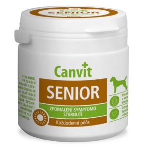 CANVIT  dog SENIOR - 500g