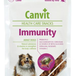 CANVIT  dog  snacks IMMUNITY - 200g