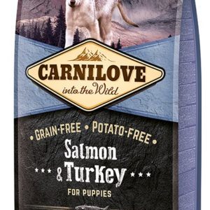 CARNILOVE PUPPIES SALMON/turkey - 1