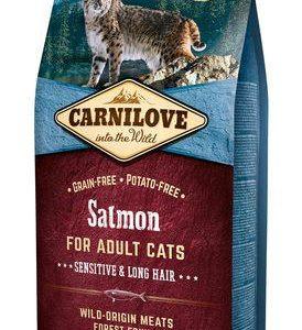 CARNILOVE cat   ADULT salmon - 2 x 6kg