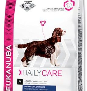 EUKANUBA  STERILIZED - 12