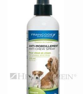FRANCODEX dog SPRAY proti okusování - 200m