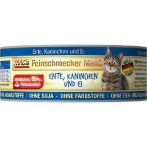 MACs  cat  konz. feinschmecker ENTE/KANINCHEN - 100g