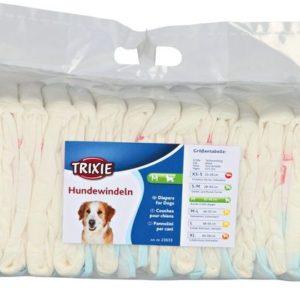Trixie dog PLENY papírové pro feny - XL 12ks(40–58cm)