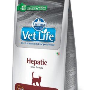 VET LIFE  cat  HEPATIC natural - 10kg