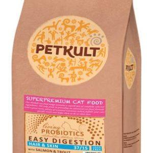 PETKULT  cat  PROBIOTICS  HAIR/skin - 7kg