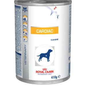 Royal Canin Veterinary Diet Dog CARDIAC konzerva - 410g
