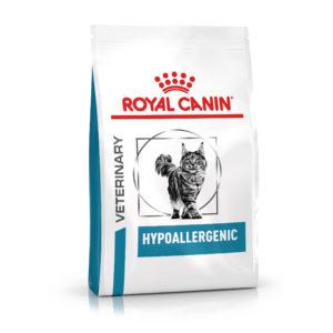 Royal Canin Veterinary Health Nutrition Cat HYPOALLERGENIC - 4