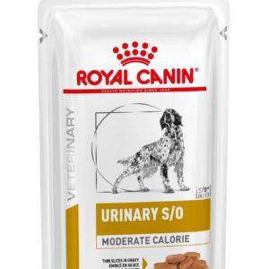 Royal Canin Veterinary Health Nutrition Dog URINARY S/O MC Pouch kapsa - 100g