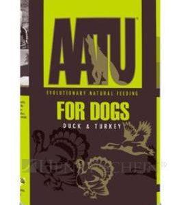 AATU  dog  konz.  DUCK / TURKEY - 2x400g