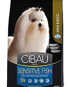 CIBAU SENSITIVE FISH/rice MINI - 2