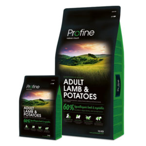 PROFINE ADULT LAMB/Potatoes - 3kg
