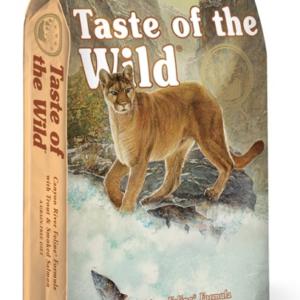 TASTE WILD cat CANYON river - 7kg