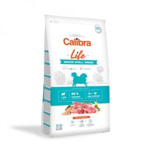 CALIBRA dog LIFE SENIOR small LAMB - 6kg