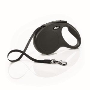 Flexi CLASSIC páska  5m/25kg - Černé
