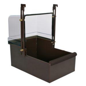 Koupelna PAPOUŠEK velká  (trixie) - 23x15x26cm