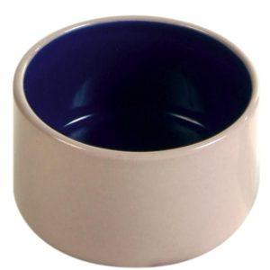 MISKA hlodavci keramická  MODRO/BÉŽOVÁ (trixie)  - 100 ml/7 cm