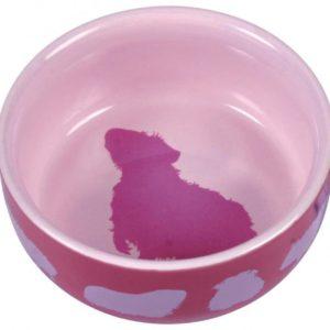 MISKA keramická pro morčata barevná (trixie) - 250ml/11cm