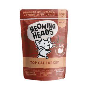Meowing Heads  kapsa  TOP tac TURKEY - 2x100g