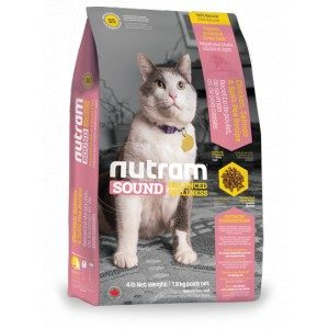NUTRAM cat   S5  -  SOUND  ADULT - 5