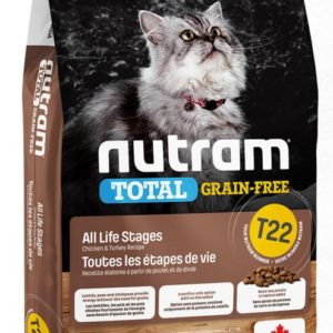 NUTRAM cat  T22 - GF CHICKEN/turkey  - 5