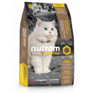 NUTRAM cat   T24  -  TOTAL GF salmon/trout - 5