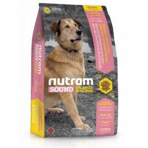 NUTRAM dog  S6 - SOUND  ADULT - 11