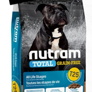 NUTRAM dog T25 - TOTAL GF  SALMON/trout  - 11