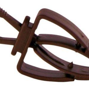 Plastový držák/kleštičky na klec pro hlodavce 2ks (trixie) - 2ks