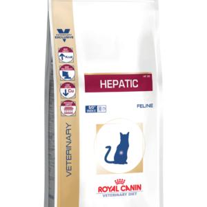 Royal Canin Veterinary Diet Cat HEPATIC - 2kg