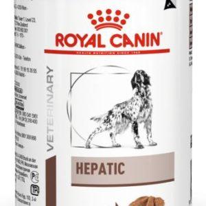 Royal Canin Veterinary Diet Dog HEPATIC konzerva - 420g