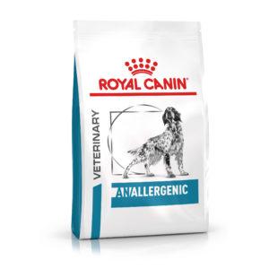 Royal Canin Veterinary Health Nutrition Dog ANALLERGENIC - 8kg