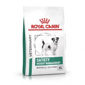 Royal Canin Veterinary Health Nutrition Dog SATIETY Small - 3kg