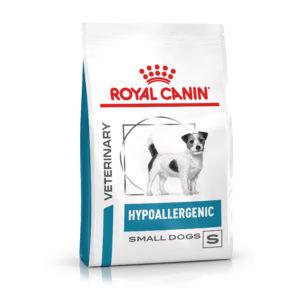 Royal Canin Veterinary Health Nutrition HYPOALLERGENIC Small - 3