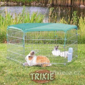 TRIXIE Síť na ohrádku pro králíčka - 1ks