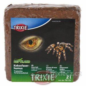 Tera podestýlka kokosový humus (trixie) - 6ks/2l/160g