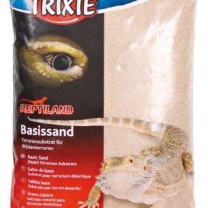 Tera podestýlka písek základní žlutý (trixie) - 5kg