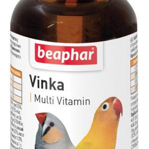 VINKA  vitamíny-ptáci (Beaphar) - 50ml