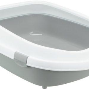 WC PRIMO XL ŠEDO/bílé - 56x25x71cm