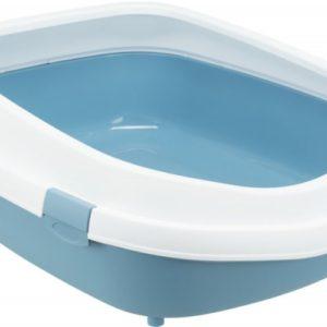 WC  PRIMO XLL   MODRO/bílé                - 56x25x71cm