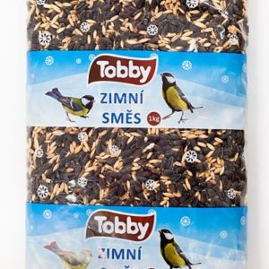 ZIMNÍ SMĚS Tobby  - 1kg