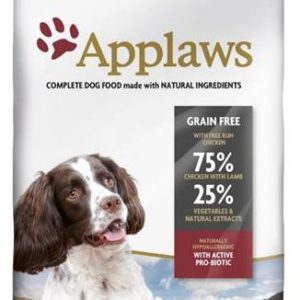 APPLAWS dog ADULT S/M breed chicken&lamb - 7